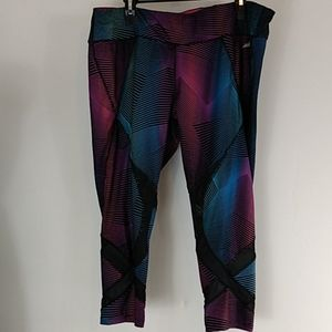 Avia XXL Multi  Color Joggers